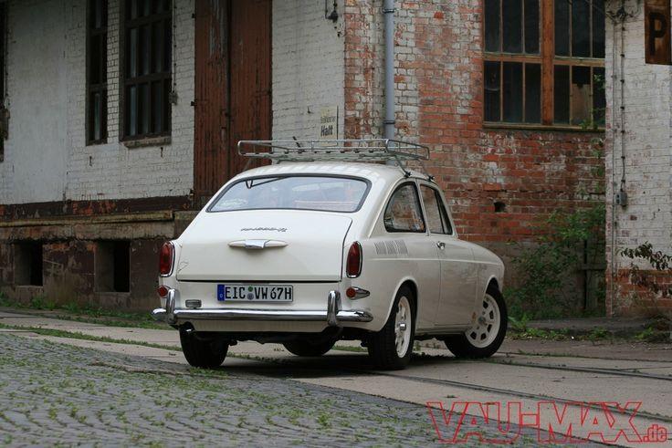 Mit dem VW Typ 3 TL 1600 raus aus dem Alltag - Ein cooler Typ 3 TL - 26
