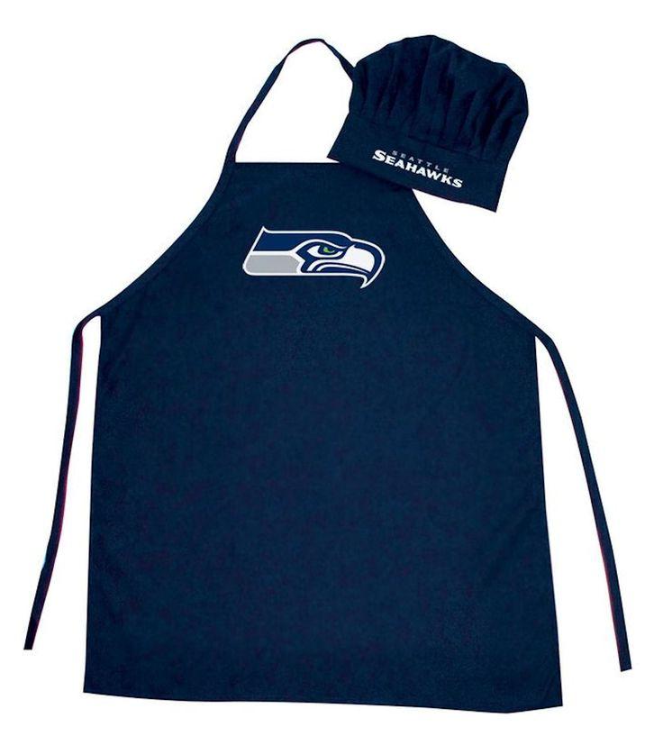 PSG Seattle Seahawks NFL Sports Team Logo Apron and Chef Hat  #allweatherfan #sportsfan #fangear #TankTop