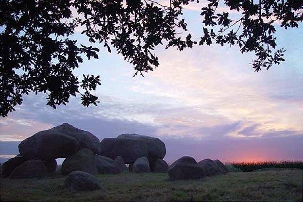 Hunebedden Drenthe