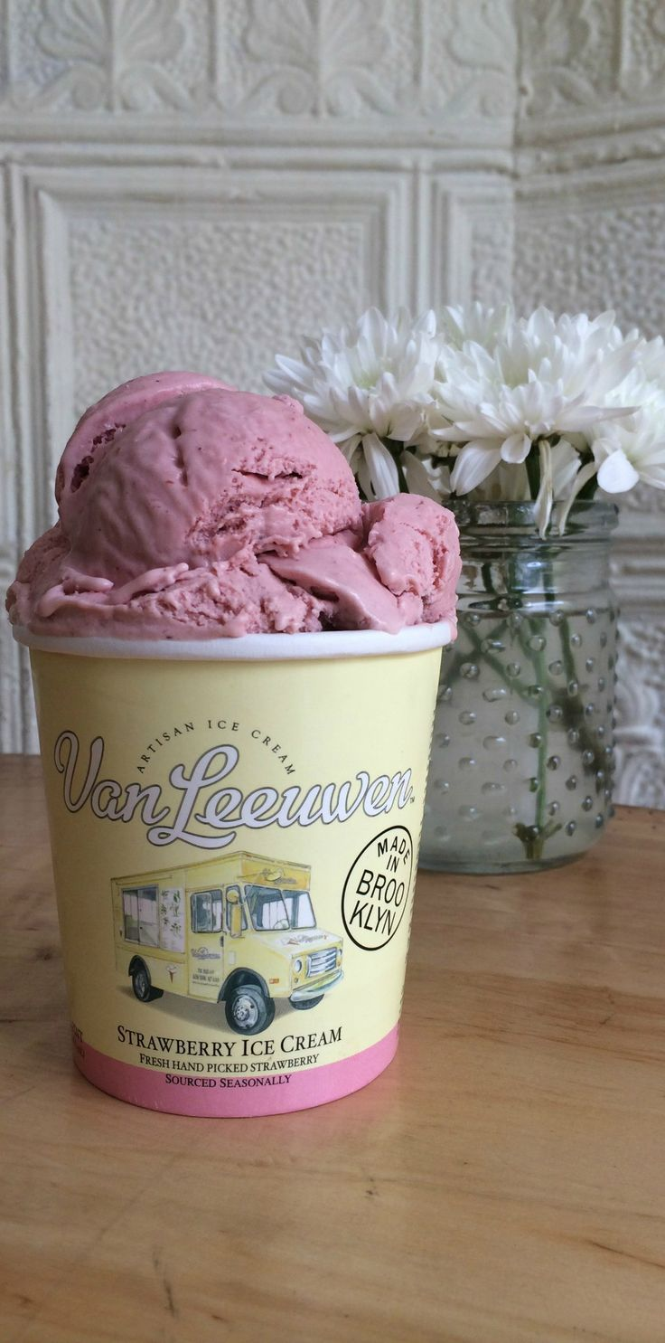 Van Leeuwen Artisan Ice Cream, Boreum Hill. I ADORE this place.  Yet another spot I'll have to hit up in nyc :)