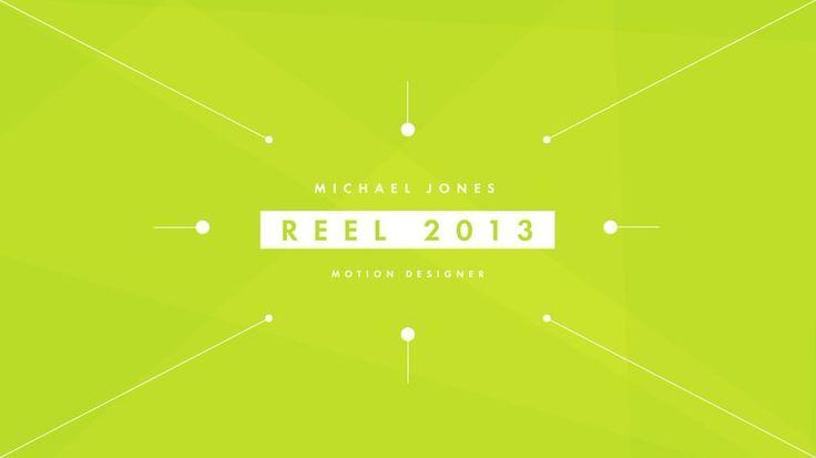Michael Jones : Motion Design Reel on Vimeo