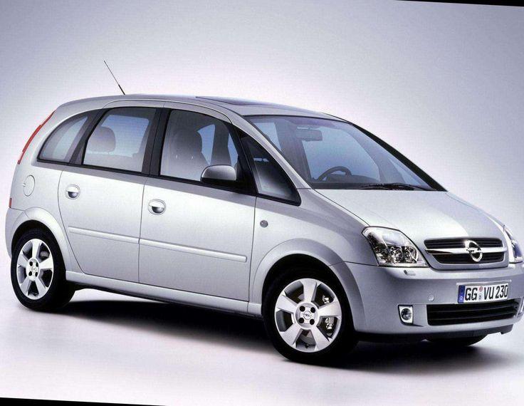 Meriva A Opel review - http://autotras.com