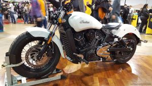Indian Scout 60 MotoADVR  http://motoadventurer.com/2016/03/21/progressive-international-motorcycle-show-chicago-indian-motorcycle-highlights/