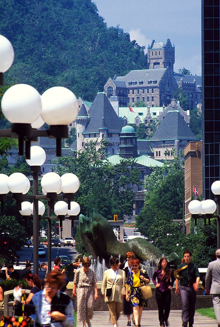 McGill University, Royal Victoria Hospital and Mount Royal