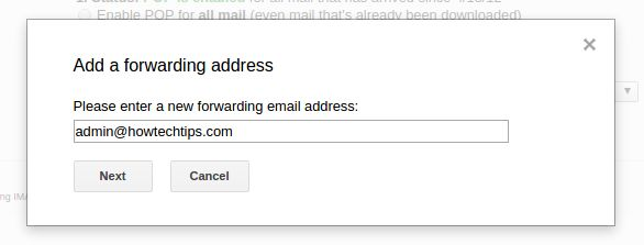 Automatically forward Gmail emails or send a copy of emails to another email address