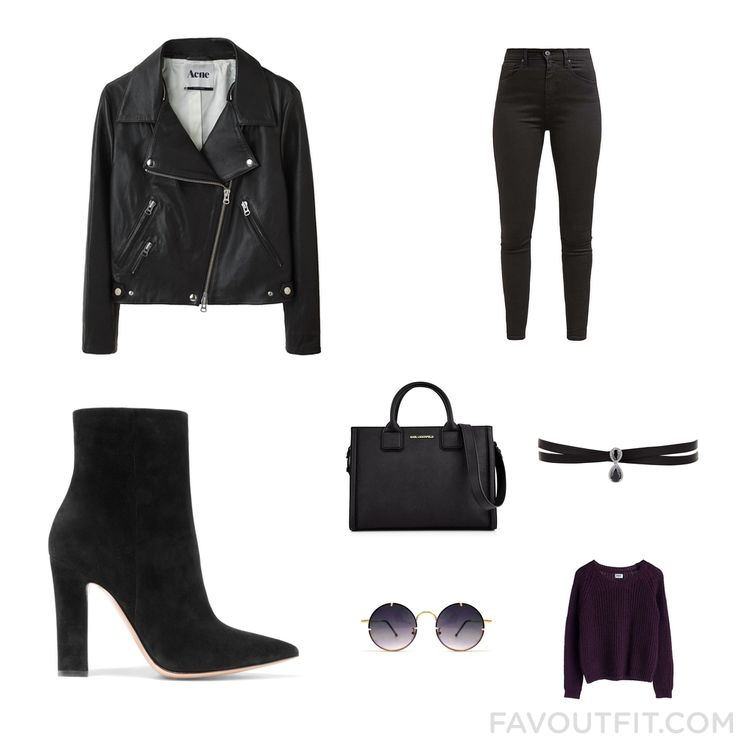 Style Wishlist Including Acne Studios Jacket Levi Skinny Jeans Gianvito Rossi Ankle Booties And Leather Tote Handbag From January 2017 #outfit #look
