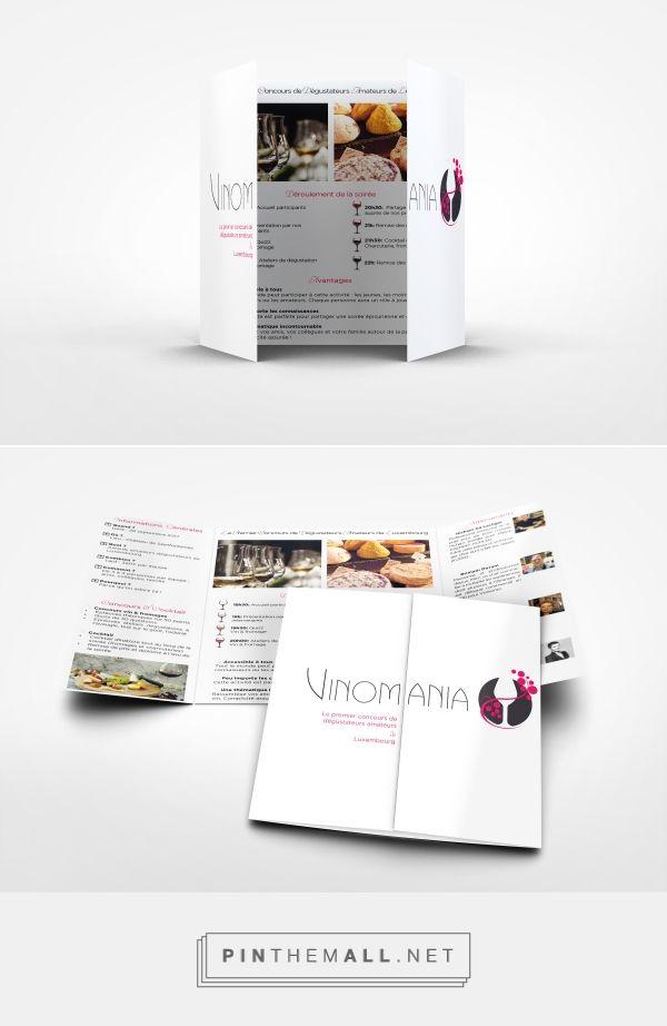 Brochure Angels Events Agency - Anne-Sophie Lens Graphiste Freelance www.annesophielens.fr