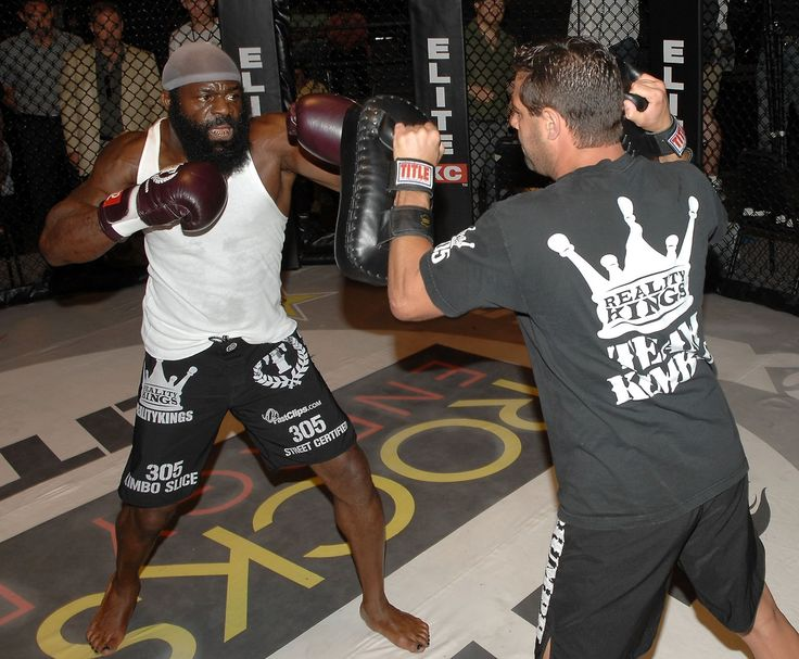 Conor McGregor And Ronda Rousey Have Nothing On Kimbo Slice...: Conor McGregor And Ronda Rousey Have… #UFC194 #McgregorAldo #ConorMcGregor