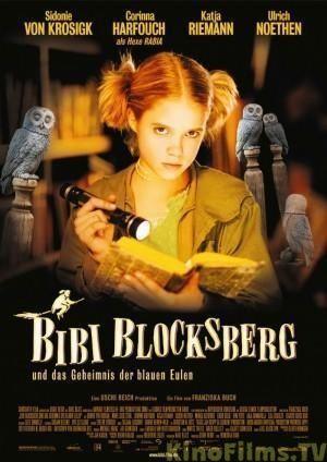 Биби – маленькая волшебница и тайна ночных сов / Bibi Blocksberg und das Geheimnis der blauen Eulen