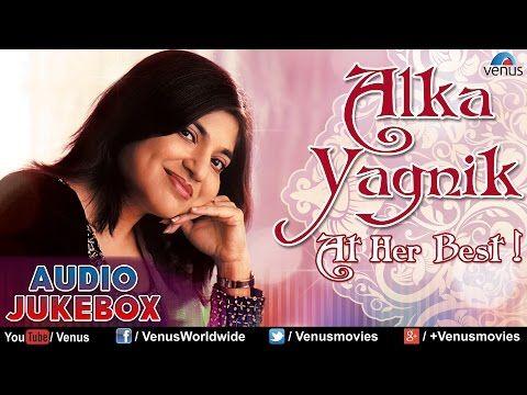 Alka Yagnik : At Her Best ~ Romantic Songs Of Bollywood || Audio Jukebox - YouTube