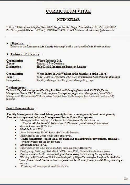 Completely Free Resume Templates  Sample Resume And Free Resume