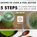 5 Step Guide to Jump Starting Your Diet in 2014