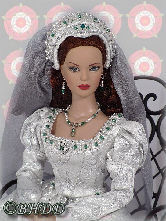 doll. Very English Tudor looking.
