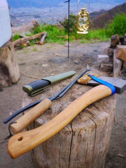 Tools for camping http://riflescopescenter.com