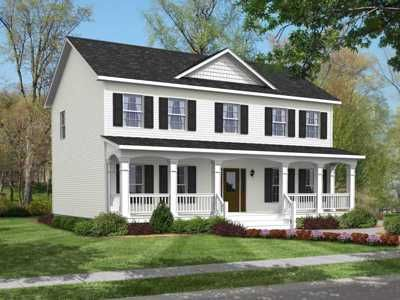61 best The Classic Colonial Two Story Home images on Pinterest