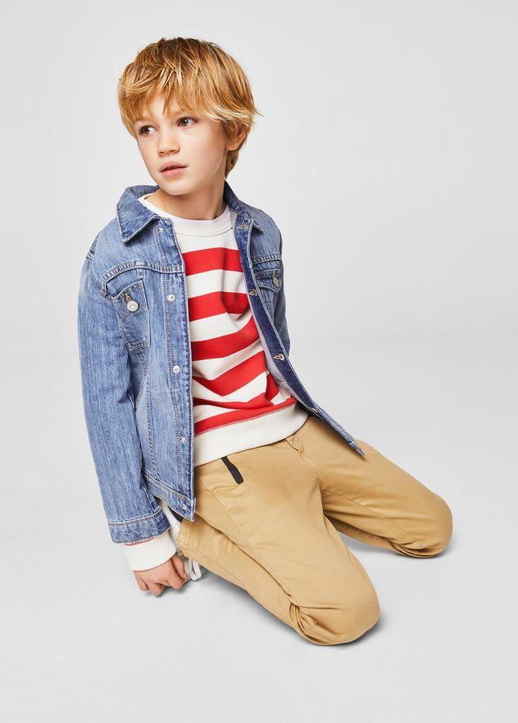Kids – FashionMango Boys 2018Niños Runway Kid´s On The Spring OPkZiuX