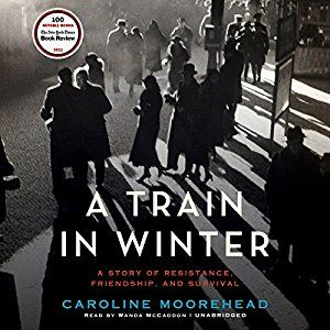 Amazon.com: A Train in Winter: An Extraordinary Story of Women, Friendship, and Resistance in Occupied France (Audible Audio Edition): Caroline Moorehead, Wanda McCaddon, Inc. Blackstone Audio: Books
