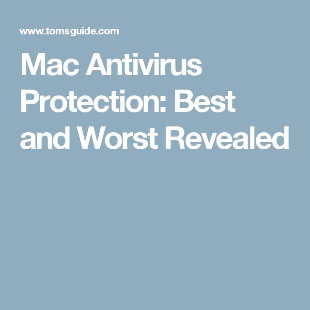 Mac Antivirus Protection: Best and Worst Revealed