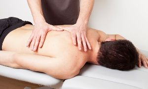 Groupon - $ 65 for a Massage and Chiropractic Package at Chiropractic Wellness Center ($250 Value) in Chiropractic Wellness Center Kansas City. Groupon deal price: $65