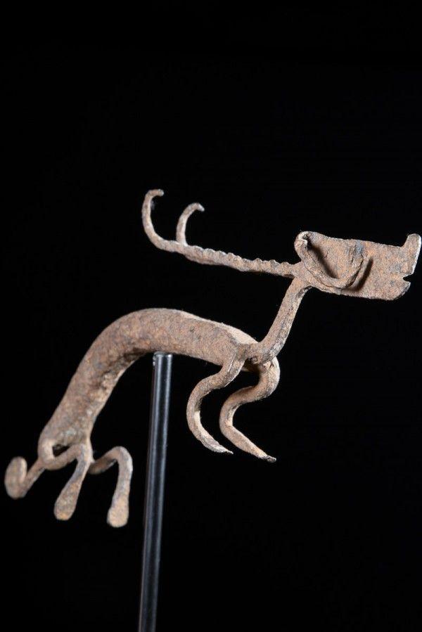 Ti Wara crest Gazelle - Bambara / Bamana - Mali