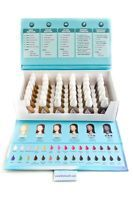 BioTouch Permanent Makeup EYE BROW Pure Pigment Color Tattoo Ink 36 Bottle Set