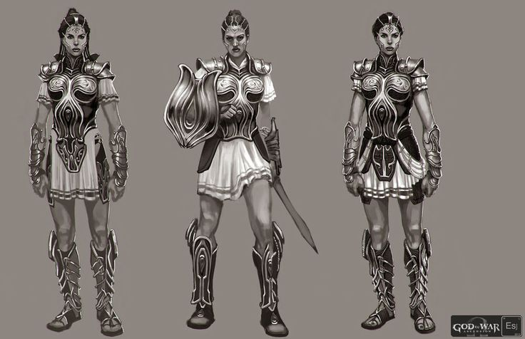 Athena In-Game Information Misc. Information Behind the Scenes Athena is the goddess of war and Wisdom, and the deuteragonist of the God of War series, mostly appearing as an ally of Kratos.