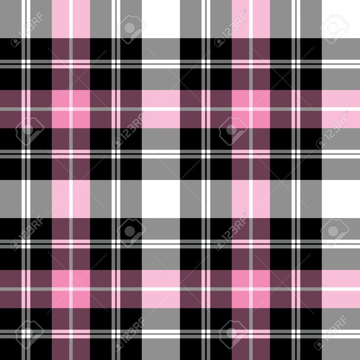 Modello Di Tartan Plaid Vector Clipart Royalty-free, Vettori E Illustrator Stock. Pic 8911443.