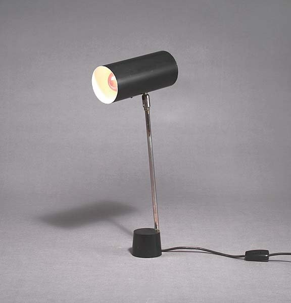 Table lamp by Kalmar, c. 1952.