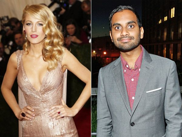 LISTEN: Aziz Ansari Reads All the Ignored Text Messages He's Sent to Blake Lively