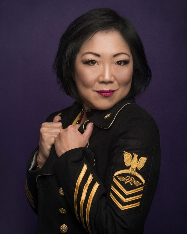 Margaret Cho at St George's in Bristol on 28th November 2017