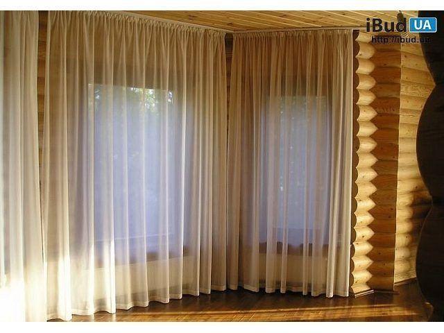 Шторы для гостиной фото | ibud.ua