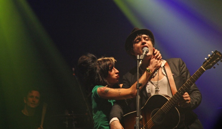 Amy Winehouse Pete Doherty