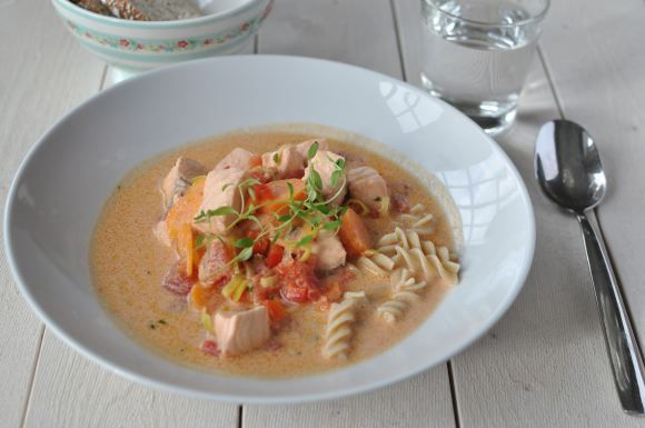 laksesuppe
