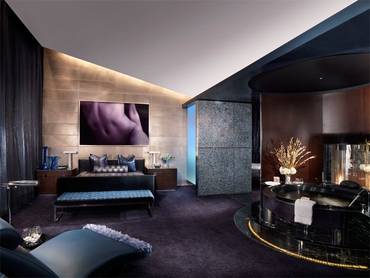Las Vegas Penthouse Suites - The One Eight Room - Red Rock Resort
