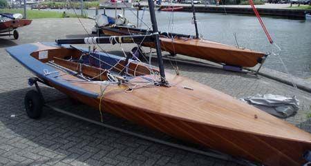 Contender Sailing Dinghies