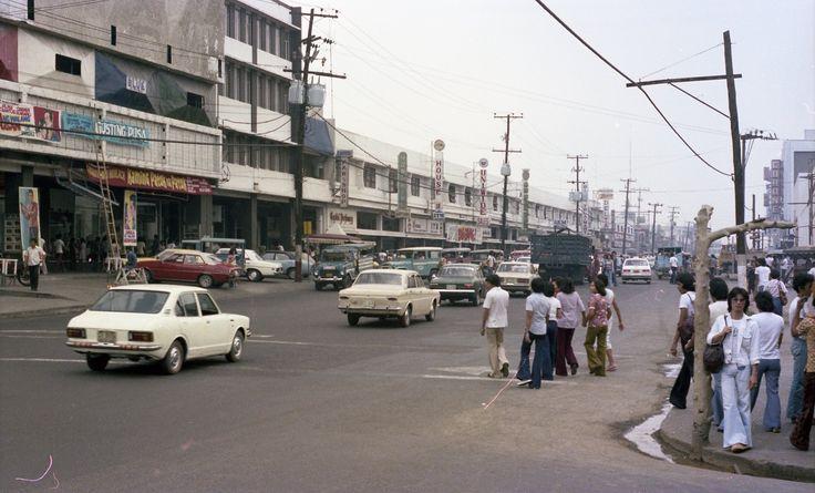 Aurora Boulevard, Cubao, Quezon City. The building on the ...