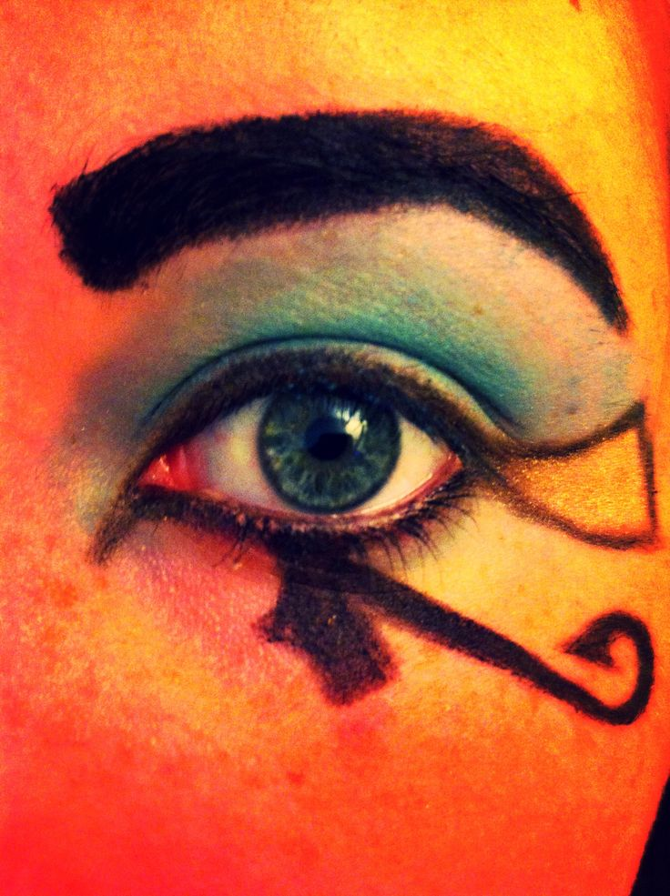 16 best images about Egyptian make up for kids school play ...