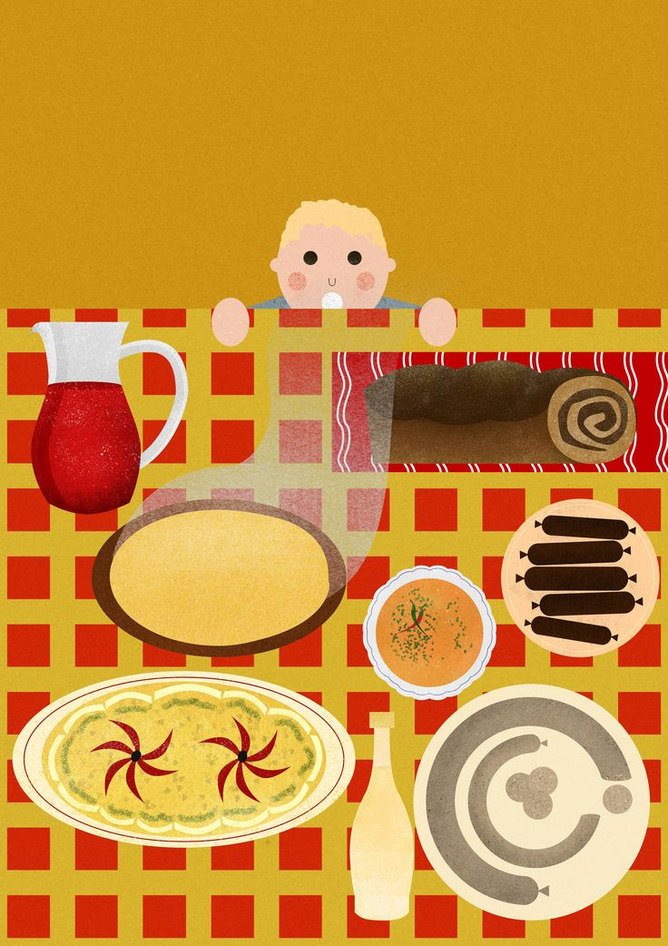 """Check out my @Behance project: """"Screw Santa, there's food on the table"""" https://www.behance.net/gallery/46680049/Screw-Santa-theres-food-on-the-table"""