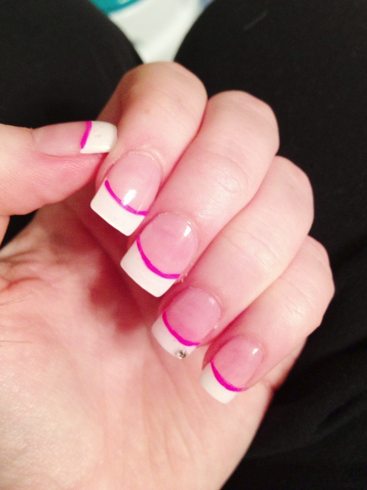 17 Best Images About Prom Nails On Pinterest Pink Acrylic Nails My Nails And Prom Nails