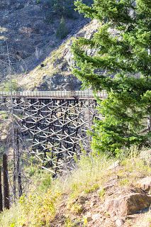 3rd Annual Okanagan Trestles Tour held July 5, 2015. The Trestles route is scenic, historic and highly recommended. Get away on a bike trip, or just take a walk with some friends, or the whole family.