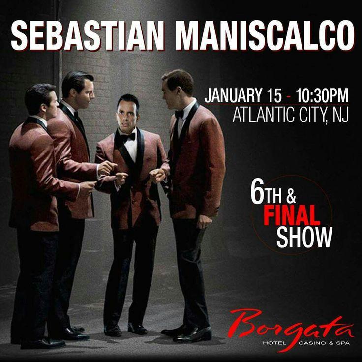 Sebastian maniscalco dating