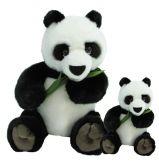 Panda Bamboo plush large