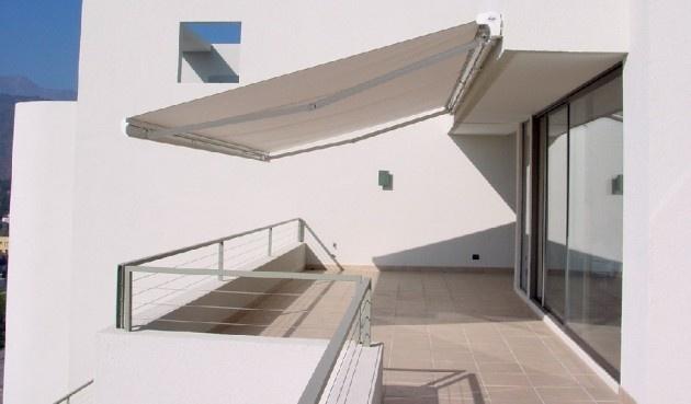 Luxaflex®: Toldos Arquitectónicos  Colección: Acrilica
