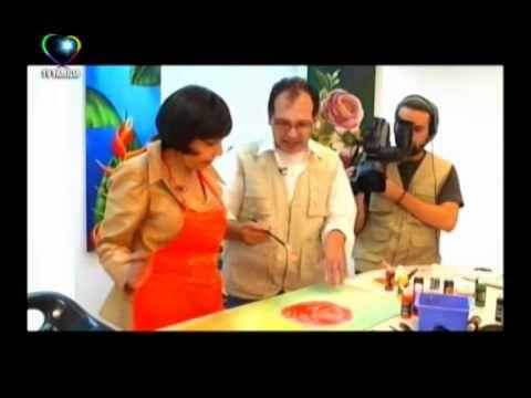 MARAVILLOSO MUNDO PINTURA CON ESTELITA DEL LLANO 03