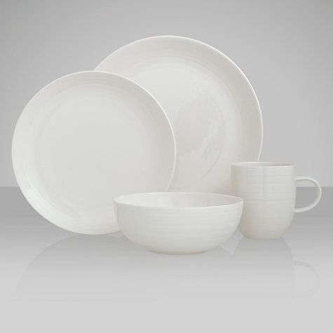 Buy John Lewis Luna Tableware Online at johnlewis.com