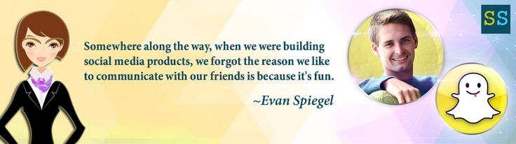 Evan Spiegel, the CEO of Snapchat was just named Forbes - World's Youngest Billionaires of 2015 under 40. Today, Evan has a net worth of $1.5 billion. What Evan knew then is invaluable even today.