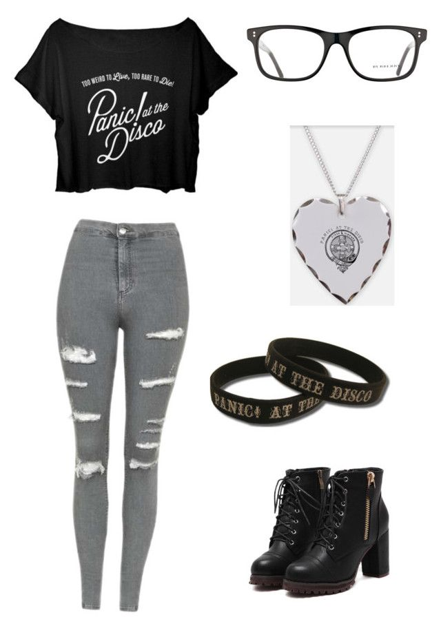 U0026quot;Panic! At the disco concert outfitu0026quot; by allisonplank on Polyvore featuring art | Style ...