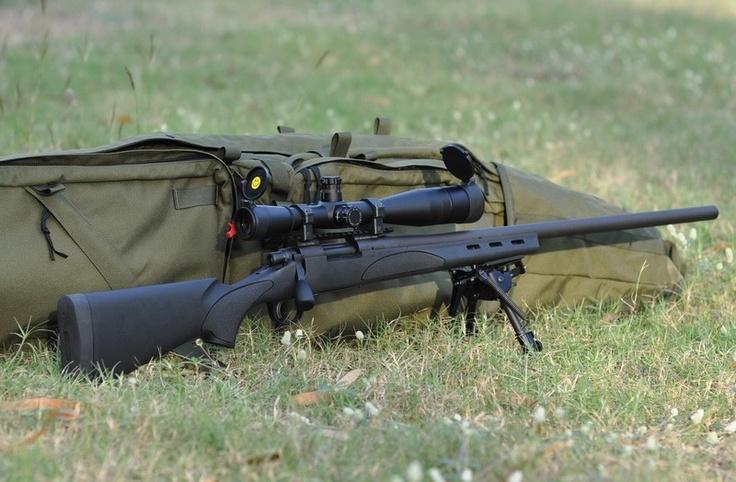 Remmington 700 rifle