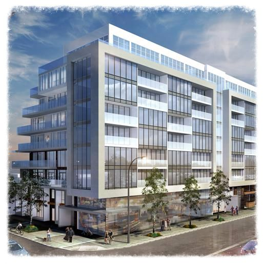 Canvas Condos is a new condo development by Marlin Spring Developments currently in pre-construction at 2301 & 2315 Danforth Avenue in Toronto. Hurry up! because this development has a total of 166 units.    #CanvasCondos