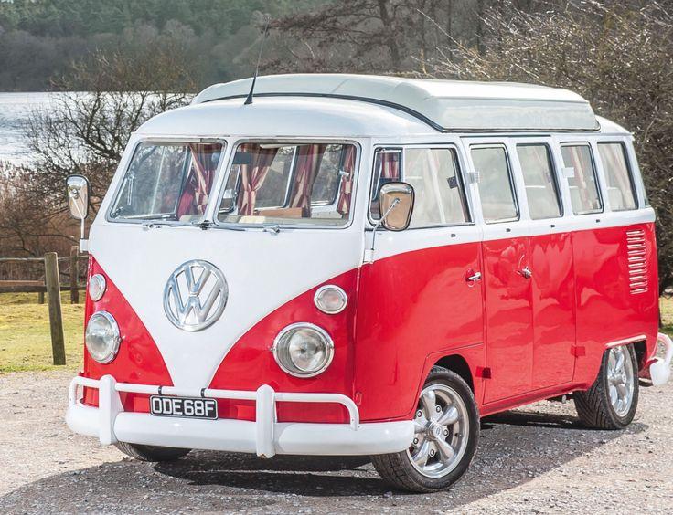 Awesome VW Camper Vans Part-2